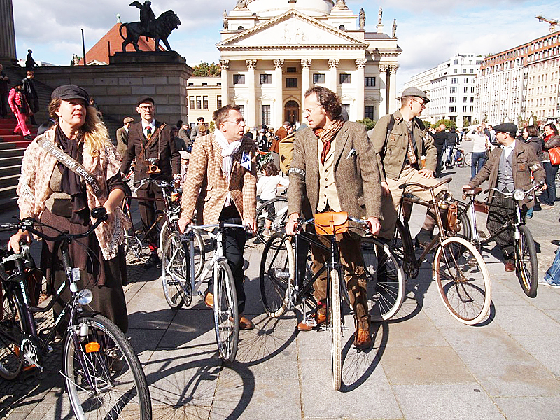 Tweed Day Berlin